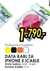 Data kabl za IPhone 5