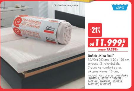 Dušek Kika Roll