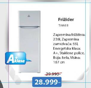 Frižider TIAA11