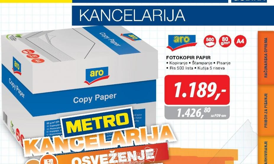 Fotokopir Papir Universal