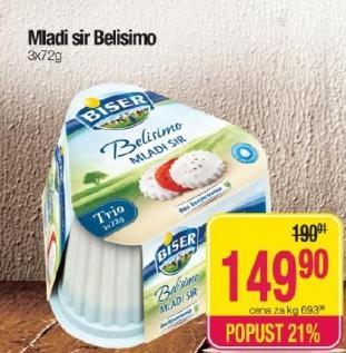 Mladi sir 40% mm