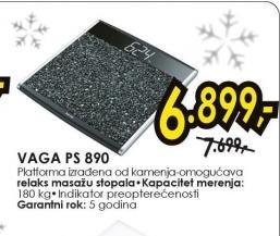 Vaga PS 890