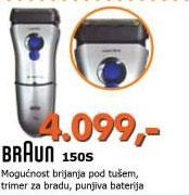 Aparat za brijanje 150 S