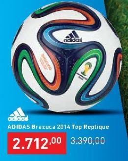 Fudbalska lopta Brazuca 2014 Top Replique