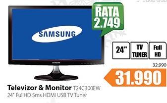 Televizor i  Monitor T24C300EW