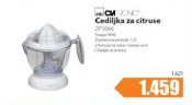 Cediljka za citruse Zp 3066