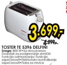 Toster TE 5396 Delfini