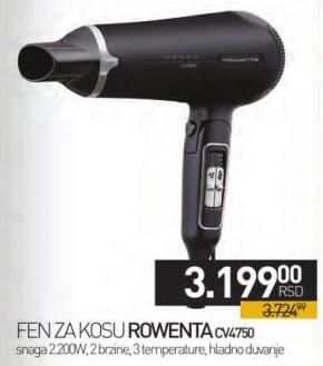 Fen za kosu Cv4750