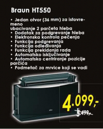 Toster HT550