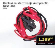 Kablovi za startovanje Autopractic New Land