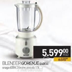 Blender B600w