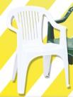 PVC stolica ''Pisa''