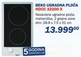 Ugradna ploča hdcc 32200 x