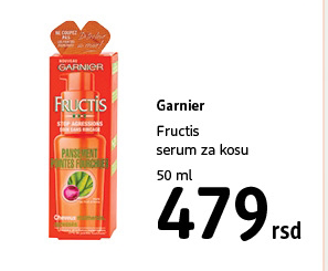 Serum za kosu Fructis