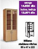 Vitrina Staklena MILANO