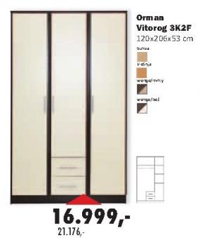 Orman Vitorog 3K2F