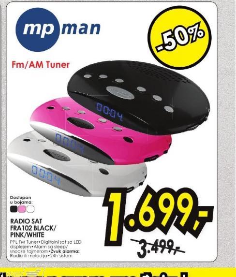 Radio sat FRA102