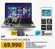 Laptop  4540s H5J30EA