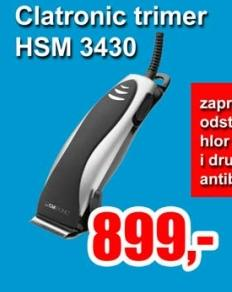 Trimer za kosu i bradu HSM 3430