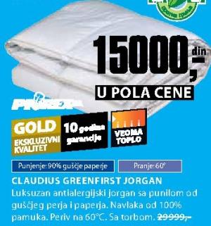 Jastuk/Claudius