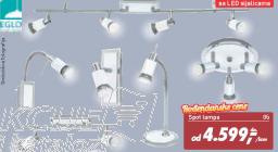 """Spot lampa """"Eridan"""", LED"""