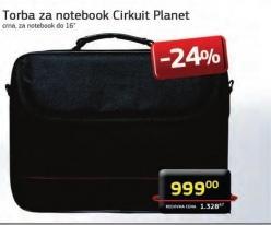 Torba za notebook Cirkuit Planet