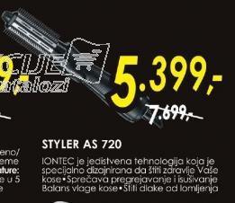 Styler AS 720