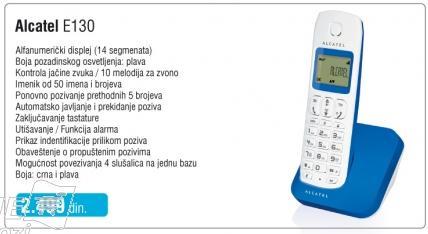 Bežični telefon E130