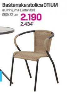 Baštenska stolica Otium