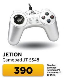 Gamepad Jt-5548
