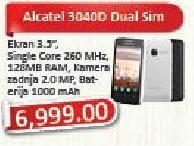 Mobilni telefon Ot 3040d Dual Sim