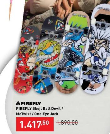 Skejt board daska/ FireFly