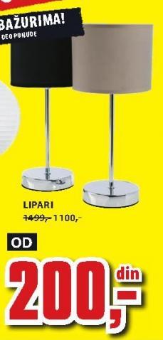 Lampa Lipari