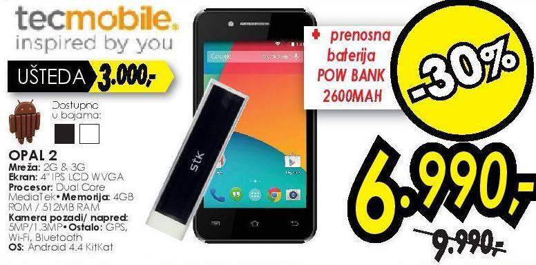 Mobilni telefon Opal 2