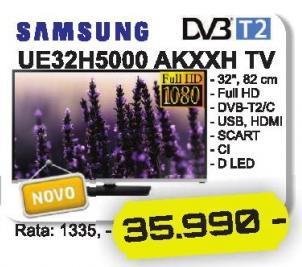 """Televizor LED 32"""" Ue32h5000 Akxxh"""