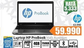 Laptop ProBook 4540S Aluminijum
