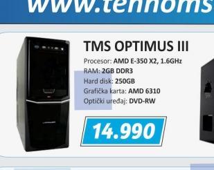 Desktop računar OPTIMUS III