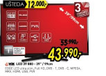 Televizor LED LCD 39 880