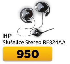 Slušalice Stereo Rf824aa