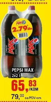 Gazirani sok Max
