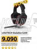 Slušalice G230 Stereo Gaming Headset - 981-000540