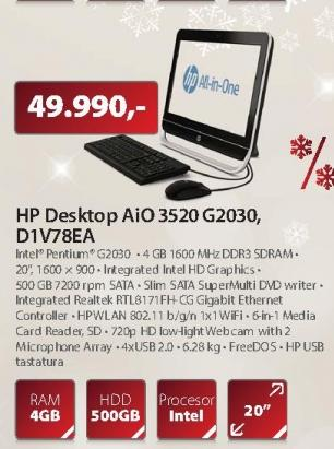 Tablet AIo 3520