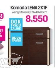 Komoda Lena 2K1F