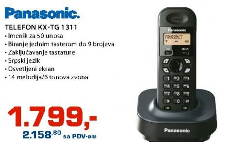 Telefon KX-TG 1311