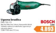 Ugaona brusilica PWS 720-115