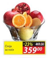 Činija za voće