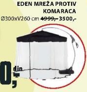 Mreža protiv komaraca Eden