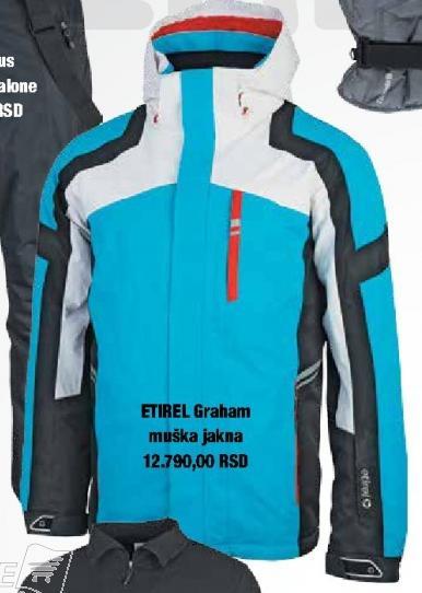 Muška jakna Graham