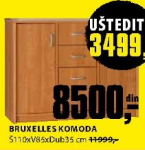 BUXELLES KOMODA