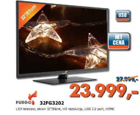 Televizor LED 32FG3202